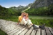 Familienurlaub ganz spontan - das sportliche Familiendorf Inzell macht es möglich!