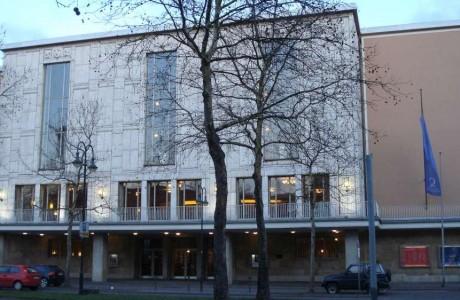 Deutsche Oper am Rhein im April 2010