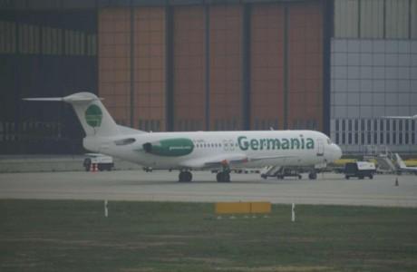 Germania Airlines stellt Flotte auf Airbus um: Kaufvertrag für fünf A319