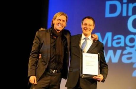 Kameha Grand Bonn gewinnt Diners Club Magazin Award als bestes Hotel des Jahres weltweit