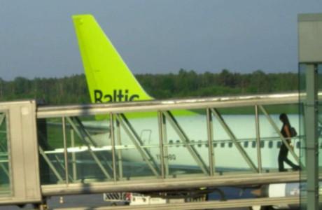Treueprogramm von Air Baltic gehört zu den besten weltweit